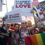 Same-sex marriage starts in Alabama, but some counties defy federal ruling