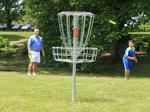 Disc golfers, pet lovers collide at Swope Park
