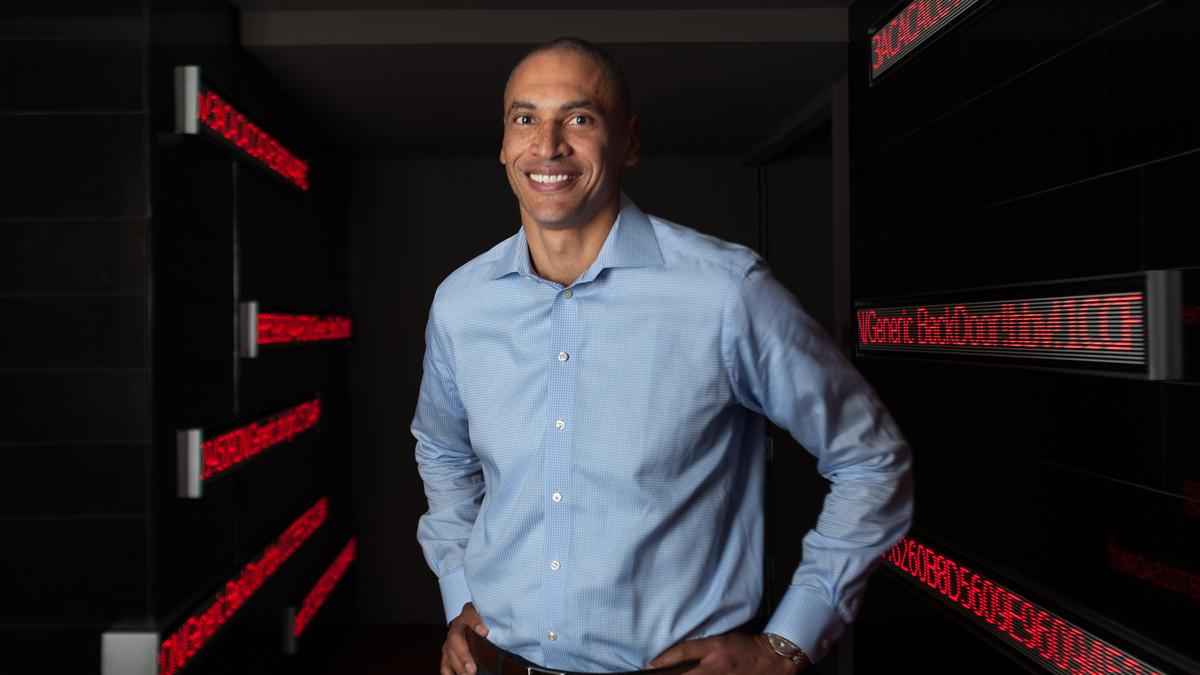 Former McAfee CEO Chris Young joins Microsoft - Silicon Valley Business Journal