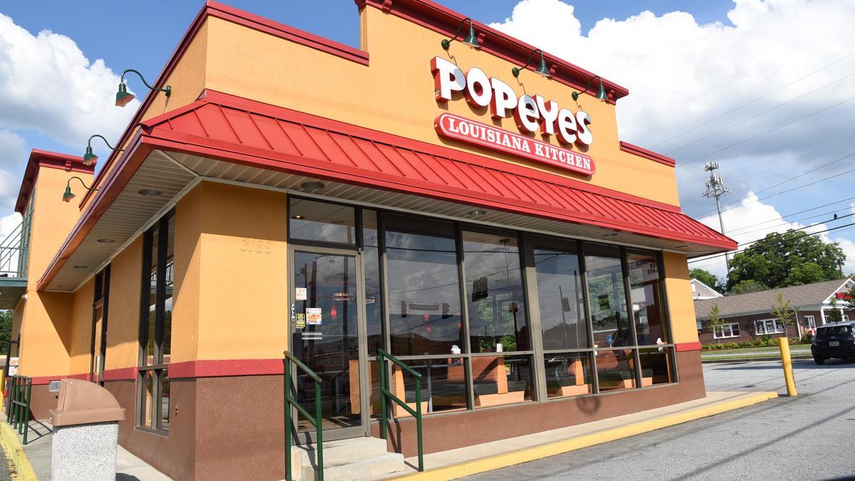 Popeyes sold to Burger King parent for $1.8 billion - Atlanta ...