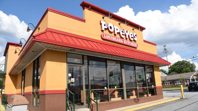 Popeyes Louisiana Kitchen franchise locations in Houston affected ...