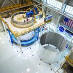 Boeing's rocket 'temp' crew