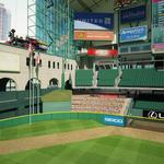 Houston Astros break ground on outfield renovation project, Tal's Hill removal