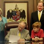 Bentley signs Right To Try Act into law