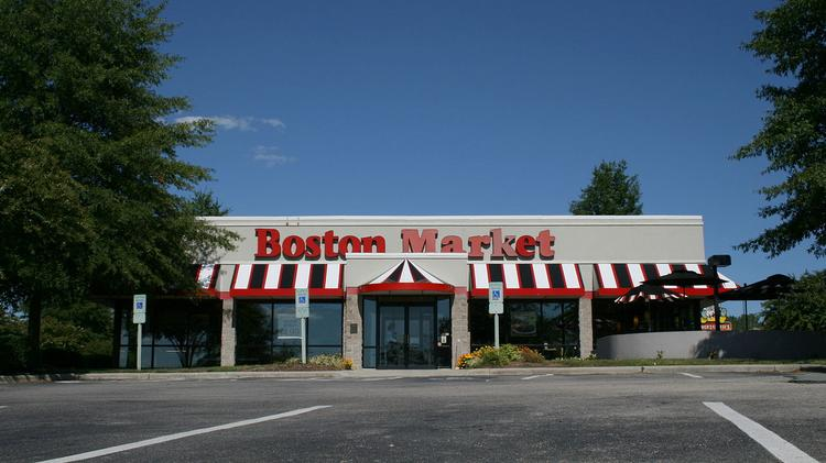 Colorado Based Boston Market Closes