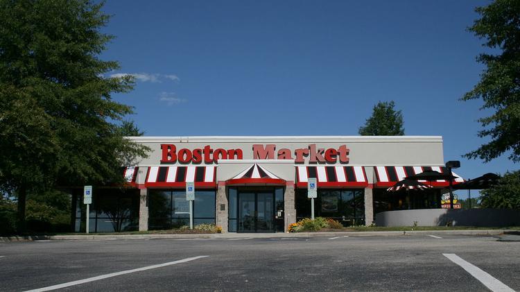 Golden Colorado Based Boston Market Closes Nearly 10 Of
