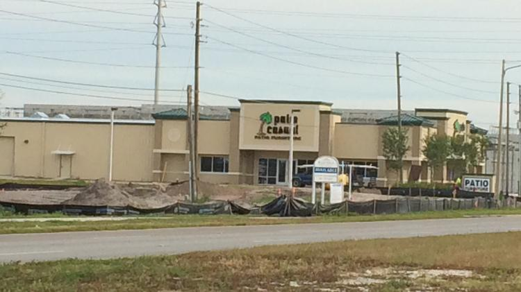 Hobby Lobby Rooms To Go Taking Shape In East Orlando
