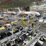 Boeing to meet 2017 goal to stop growth of greenhouse gas emissions
