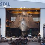 Mobile-based Austal could benefit from proposed Navy expansions