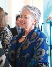 "N.C. Commerce Secretary Sharon Decker will be ""llistening"" in the Charlotte region later this month."