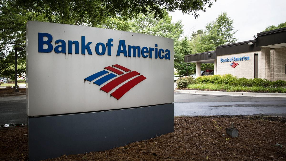 Bank Of America Closes Branches In Response To Covid 19 Surge Tampa Bay Business Journal