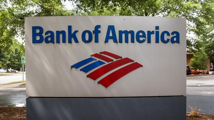 what time bank of america closed