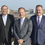 Wild, Twins, Vikings and MN United owners converge for rare meeting (Photos)