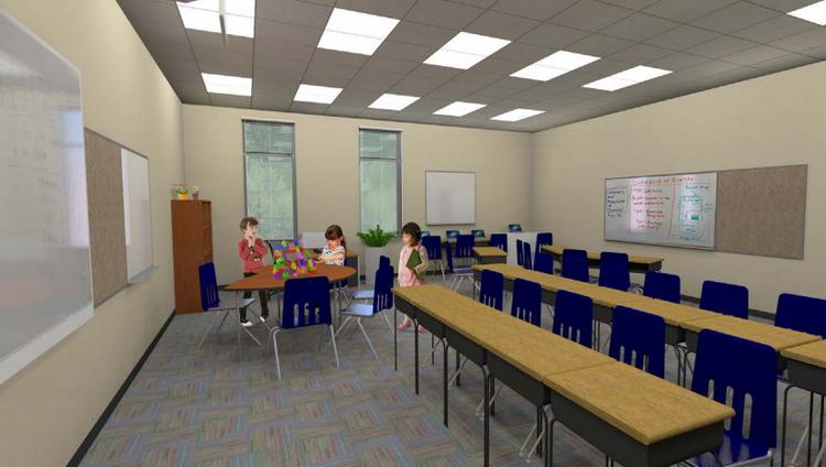 Wharton Smith Inc Begins Construction Of New Orlando School Orlando Business Journal