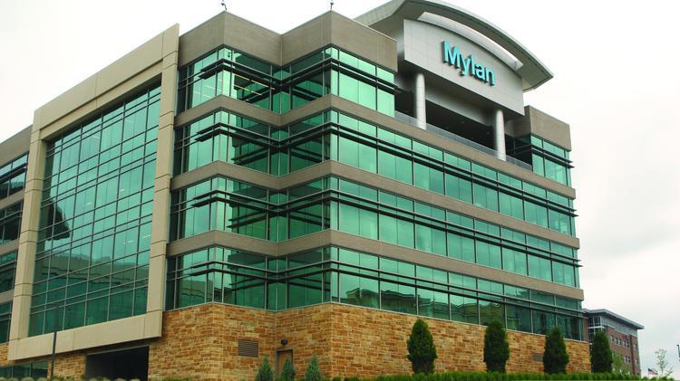 Mylan NV receives FDA warning letter over Morgantown plant