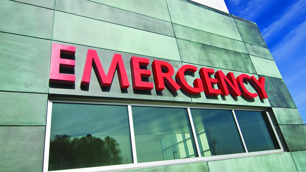 Emergency Room Physicians Out Of Network