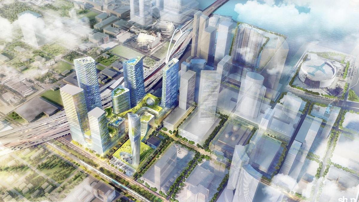 AMAZON HQ2: 3 Miami sites in downtown urban core included in bid - South Florida Business Journal