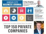 First in Print: KC's top 150 private companies