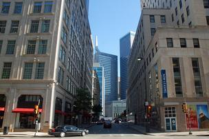 downtown dallas scene 2