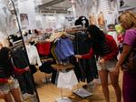 American Apparel could sell to Amazon or Forever 21