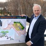 Minnesota Zoo CEO <strong>Lee</strong> <strong>Ehmke</strong> is leaving