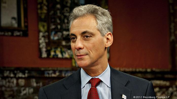 Mayor Emanuel backs U.S. Steel site redevelopment