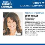 Q&A: Sharecare President Dawn Whaley talks career, Sharecare and growth strategy