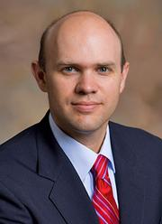Eric Veiel, manager of T. Rowe Price Financial Services, which saw a 27.4 percent return.