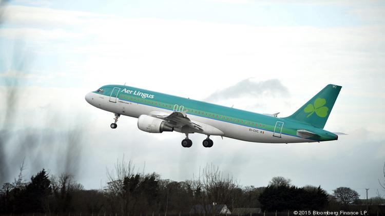 Irish Carrier Aer Lingus To Begin Service From Phl
