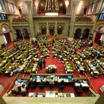 New York lawmakers likely sticking around until Friday to finish business