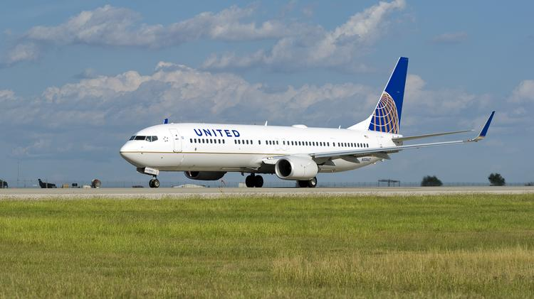 United Airlines Mum On Maintenance Issue That Caused Flight 958 S Goose Bay