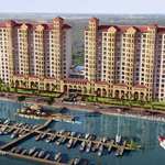 Developers envision mixed-use lakefront towers in Sanford