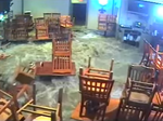 Video catches moment Shoal Creek Saloon wrecked by floods