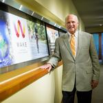Former Greater Raleigh Chamber president named A.E. Finley Distinguished Service Award winner