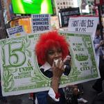 Group in opposition to NY's $15 minimum wage to meet