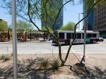 Phoenix bus drivers reject offer, go on strike