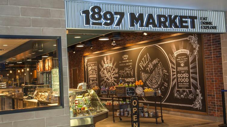 Hmshost Opens New Restaurant Concept At Charlotte Douglas