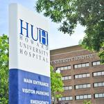 Howard University Hospital monitoring potential case of Ebola