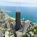 <strong>John</strong> Hancock takes name off Chicago landmark skyscraper