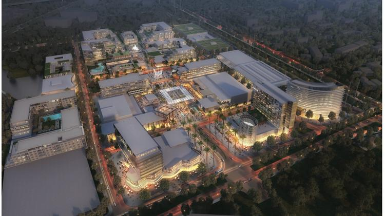 Santa Clara Council Approves Related Companies Cityplace