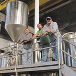 Q&A: <strong>Nick</strong> <strong>Bowman</strong>, co-owner and vice president of Warped Wing Brewing Co.