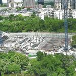 <strong>Perot</strong>'s Turtle Creek campus begins to take shape