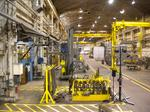 Manufacturing facility rises from Ionics' ashes