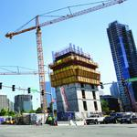 Uh-oh moment: Three office buildings are rising. Tenants are going away. Should Bellevue be worried?