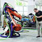 Robots not just for airplanes: Automation taking over factories throughout the region