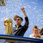 Strength in numbers: Stephen Curry, Warriors set to score deals