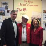 At <strong>Bob</strong>'s Red Mill, Merkley, Cantwell demand renewal of program that's brought $1B to Oregon