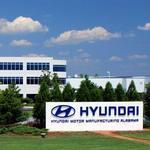 Hyundai begins production on new Santa Fe Sport SUV