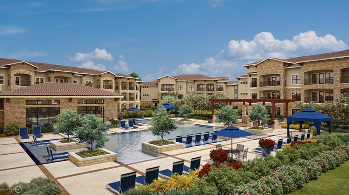 As San Antonio's Class C apartments fill, Class A units lag behind