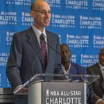 What Adam Silver sees in Charlotte
